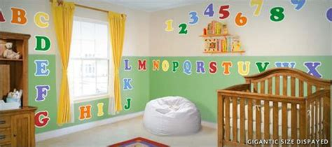 large alphabet wall stickers classroom wall stickers and decals istickup