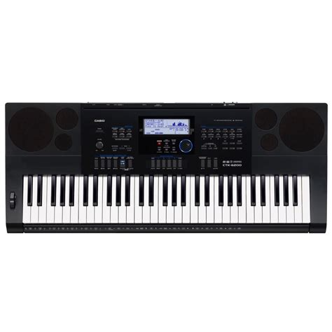 Baru Keyboard Casio Ctk 6200 casio ctk 6200 portable electronic keyboard 61 key with reverb