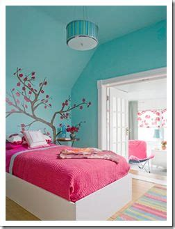 turquoise walls bedroom bhg pink turquoise bedroom cassidy wants it switched with pink walls and a blue