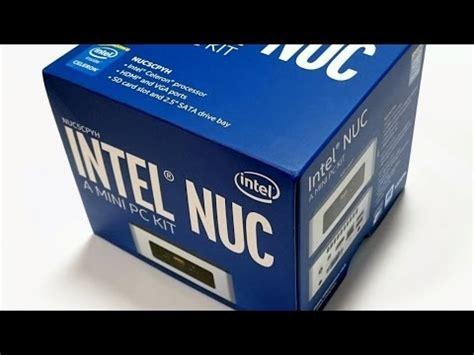 Intel Nuc5cpyh 4h500 harga intel nuc kit nuc5cpyh murah terbaru dan spesifikasi
