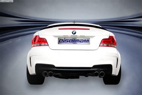 Bmw 1er Coupe Sound by Noch Mehr Sound Abgasanlage Eisenmann F 252 Rs Bmw 1er M