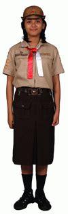 Baju Pramuka Penegak Putri No 16 pramuka smpn 12 bekasi