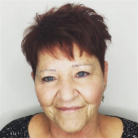 besthairstylefor75yearsoldwomenrazor the best hairstyles and haircuts for women over 70