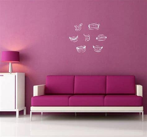 dental office wall decor vinyl decal teeth smile for dental clinic wall decor