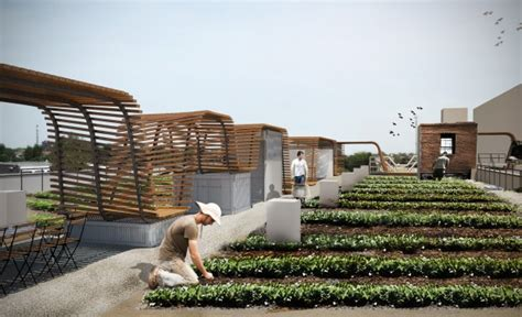 2800 Square Foot House Plans a downtown farm it s up on the roof business