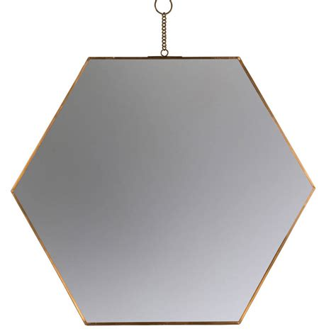 Brass Mirror Assorted Shapes By Idyll Home | brass mirror assorted shapes by idyll home