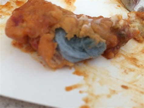 Kani Roll Naget Chicken Kani Nagget kfc chicken turns out to be fried paper towel photos huffpost