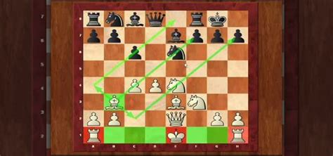 how to use gambit how to use the king s gambit accepted line in chess