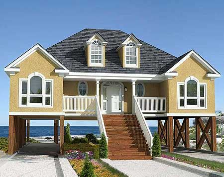 House Plans Beach Beach House Plans E Architectural Design Page 3