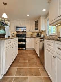 kitchen cabinet tiles best 25 tile floor kitchen ideas on pinterest tile