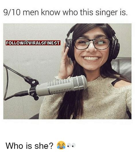 Who Is This Meme - 910 men know who this singer is followa viralsfinest who