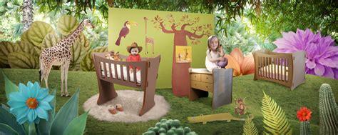 chambre bébé jungle chambre jungle bebe solutions pour la d 233 coration