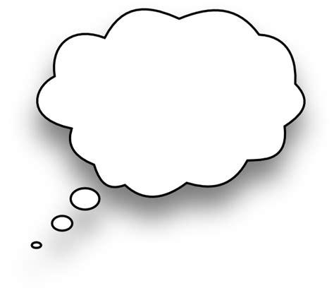 speech balloon template speech clip at clker vector clip