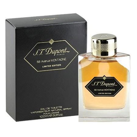 S T Dupont 58 Avenue Montaigne For Edt 100ml 58 avenue montaigne limited edition 2013 cologne for by s t dupont perfumemaster org