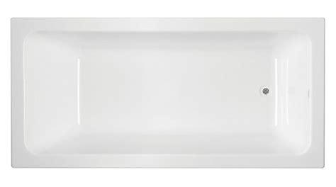 Mizu Bathrooms by Mizu Soaker Rectangle Bath 1700 Salisbury Reece