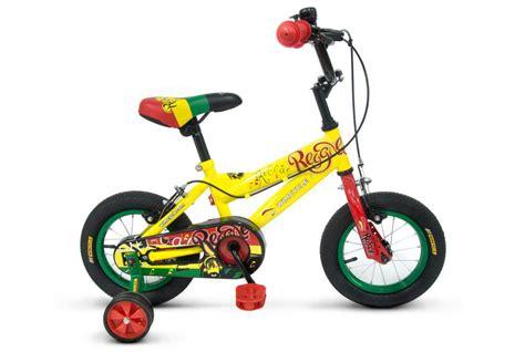 Sepeda Anak Bmx Wim Cycle 12 Regae jual wimcycle reggae bmx sepeda anak yellow 12 inch harga kualitas terjamin
