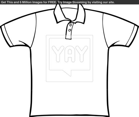 t shirt pattern to color t shirt printable template group 35