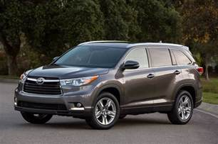 Toyota Highlander Vs 169 Automotiveblogz 2014 Toyota Highlander Drive Photos