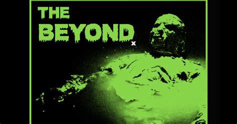 Beyond The Designers by Beyond Horror Design Beyond The Lucio Fulci 1981