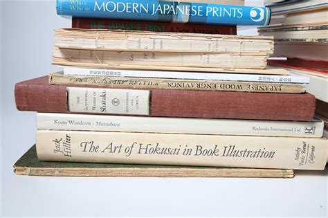 reference books ca igavel auctions of japanese reference books