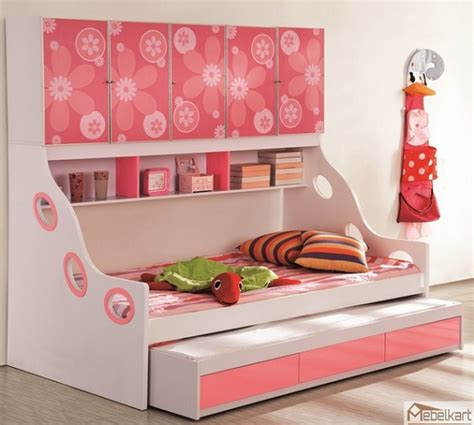 girls bed with storage children beds with storage show you many functions