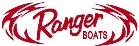 ranger boats emblem ranger boat decals