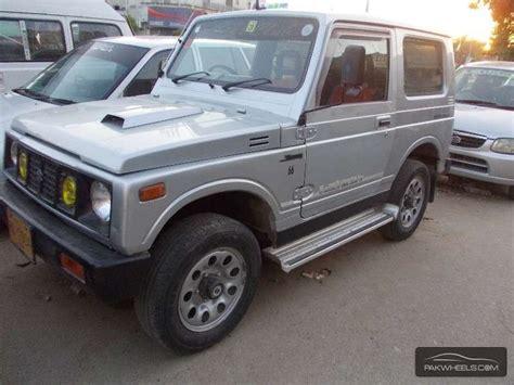 Suzuki Jimny Road For Sale Used Suzuki Jimny 1996 Car For Sale In Karachi 857094