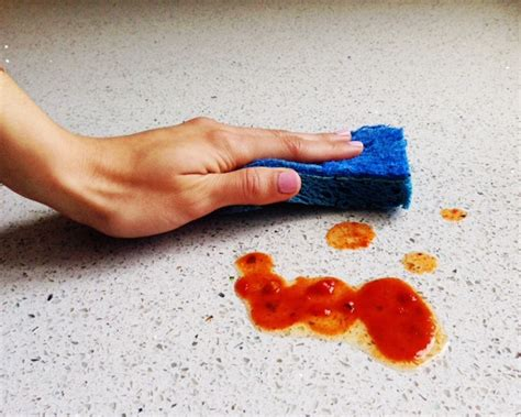 How To Clean Up Spills In Kitchen by The Best Way To Clean Your Counters After You Cook Blue