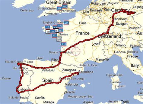 Motorradtransport Nach Portugal by Welt Tour Reisetagebuch Panamericana