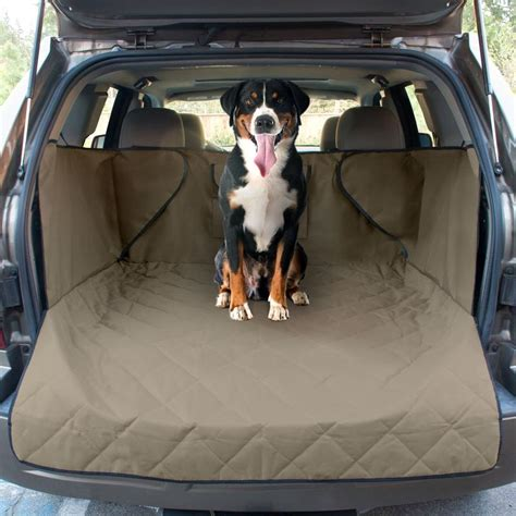 best suv for dogs cargo cover extended suv pet cargo liner with quilted
