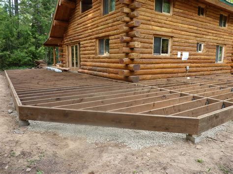 Patio Builder by Deck Building Tips Build A Deck On A Budget