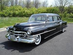 1950 Cadillac Fleetwood For Sale 1950 Cadillac Limousine For Sale Ohio
