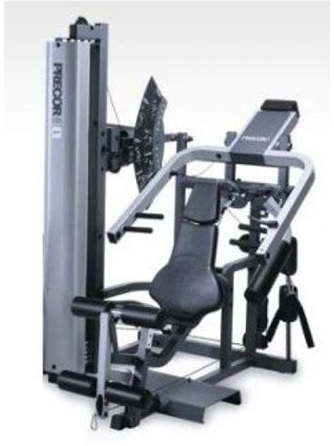 used precor s3 21 1 stack multi