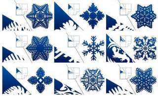 diy paper snowflakes templates how to diy pretty kirigami snowflakes free template
