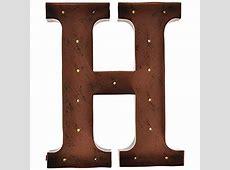 Letter H Decor: Amazon.com H