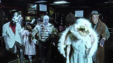 cutting edge haunted house harlem shake zombie edition cutting edge haunted house youtube