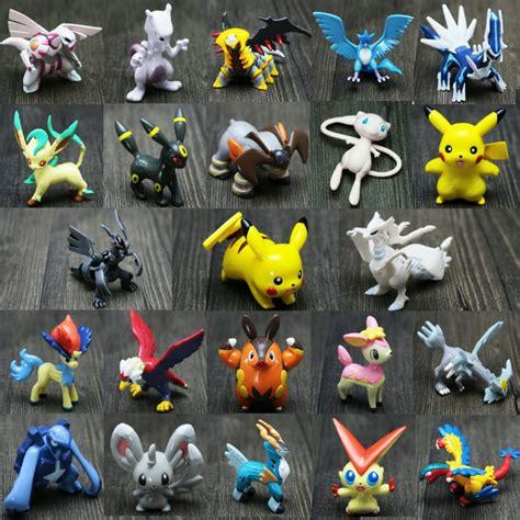 imagenes de juguetes vintage 72 figuras de pokemon 380 00 en mercado libre