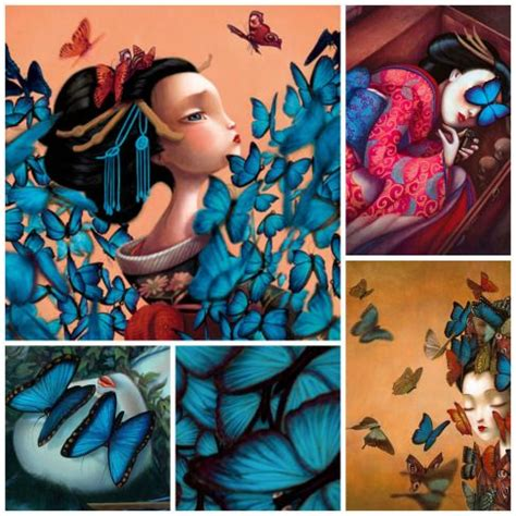 leer libro e madama butterfly madame butterfly en linea gratis benjamin lacombe ilustraciones libros entrada y ilustraciones