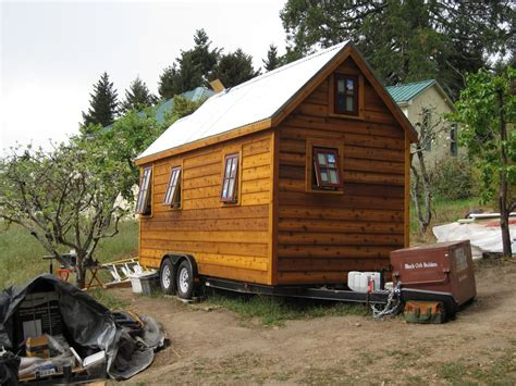 tiny house shafer shafer s fencl build tiny house journal