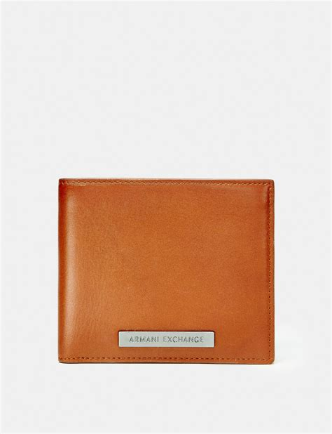 Armani Exchanges Dompet Walet armani exchange clean leather wallet wallet for a x store