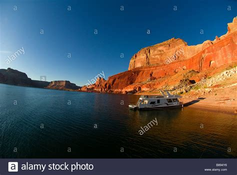 houseboat arizona lake powell arizona houseboat stock photos lake powell