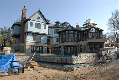 Superior Scaffold helps with the renovation of M. Night ... M Night Shyamalan House