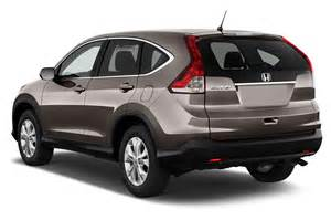 Honda Crv 2013 2013 Honda Cr V Reviews And Rating Motor Trend