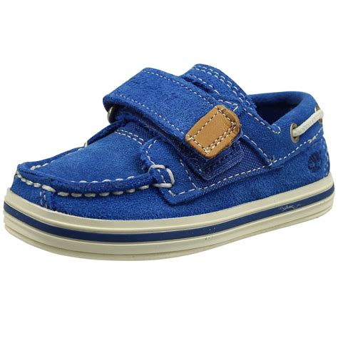 boat shoes blue timberland timberland royal blue velcro boat shoe blue