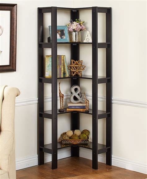 l shaped shelves the lakeside collection l shaped corner shelving unit ebay