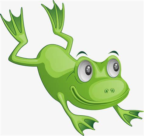 imagenes de ranas kawaii dibujos de ranas verdes verde cartoon rana png image
