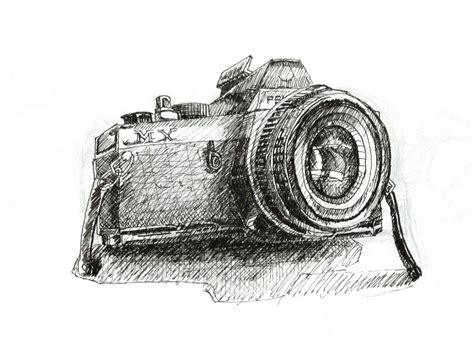 camera sketch wallpaper camera ink sketch by artistlimited on deviantart