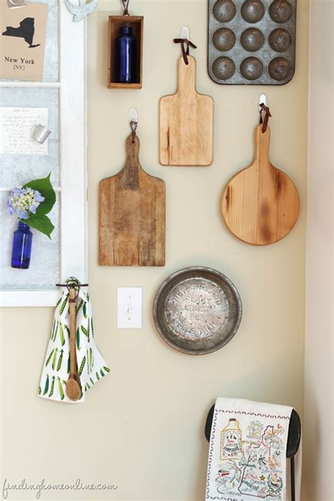 kitchen gallery wall cutting board kitchen gallery wall finding home farms