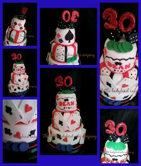 vegas themed vegas themed 30th birthday cake cakecentral