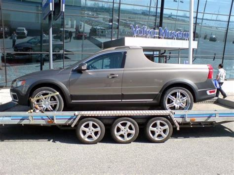volvo xc   xc  pickup trucks  real